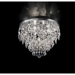 Asfour crystal ceiling lamp 448/PL50/CR/ASF