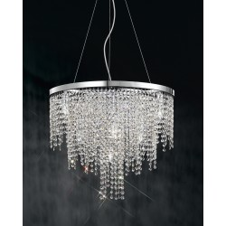 Chandelier with Asfour crystal 660/S45/OL/ASF