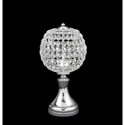 Table lamp with Asfour crystal 708/LT/CR/ASF
