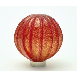 Murano glass Knobs SFERA RIGADIN ORO 1523