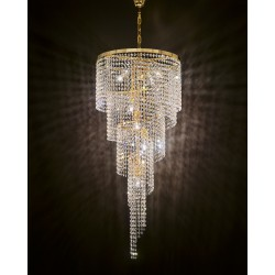 Asfour crystal chandelier 466/50/CR/ASF