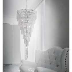 Asfour crystal chandelier 466/100/CR/ASF