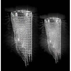 Asfour crystal Wall lamp 466/A5/CR/ASF