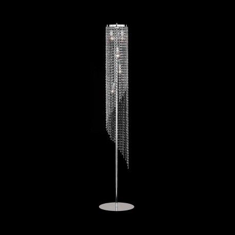Asfour crystal Floor lamp 466/PT6/CR/ASF