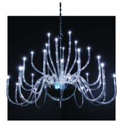 GORGONE Murano glass chandelier TF1023/30