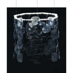 Murano glass chandelier TF1027 SU 54