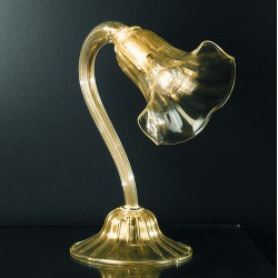 Murano glass artistic table lamp 908/L