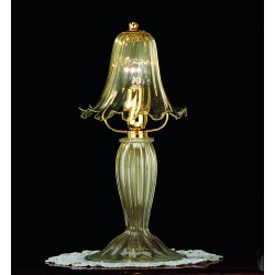 Murano glass artistic table lamp 1013/L