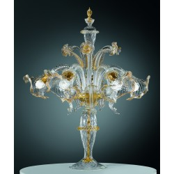 Murano glass artistic table lamp 87/T5