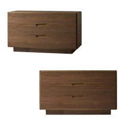 Chest of drawers Malibù 1272/N