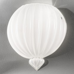 Venetian artistic glass wall lamp 1005/A