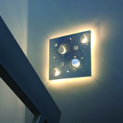 BUCHI p/pl 60 Wall or ceiling lamp