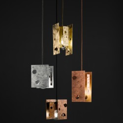 BUCHI Suspension lamp