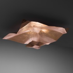CRASH plafone 50x50 ceiling lamp