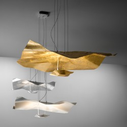 CRASH Sospensione 50 Suspension lamp