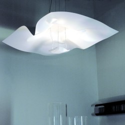 CRASH Sospensione 100X75 Suspension lamp