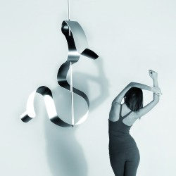 CURVE Suspension lamp