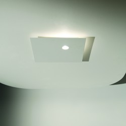 DES.AGN 50.1 p/pl round/square Wall or ceiling lamp