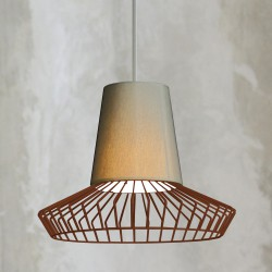 Mexican 311/S35 Suspension lamp