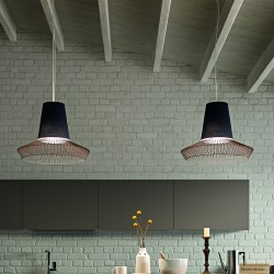 Mexican 311/S55 Suspension lamp