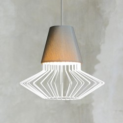 Mexican 312/S35 Suspension lamp