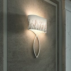 Mexican 316/APP2 Wall lamp