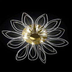 GIRASOLE 0840/PL70 Wall or ceiling lamp