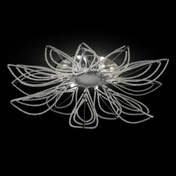 GIRASOLE 0840/PL85 Wall or ceiling lamp