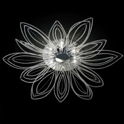 GIRASOLE 0840/PL98 Wall or ceiling lamp