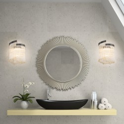 VENEZIA 4800/APP wall lamp with Venetian glass beads