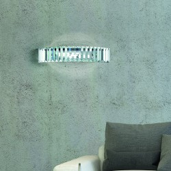 FEDI 9250/APP Wall lamp with lead crystal