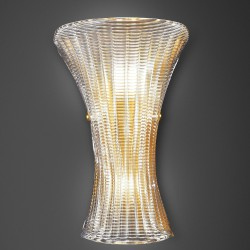 Glass wall lamp 667/APM