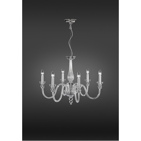 Crystal chandelier 222 in different colors