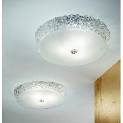 Murano glass artistic ceiling lamp 999/CRI