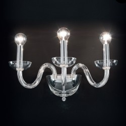OR Blown glass wall lamp 101/A3