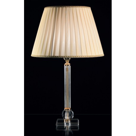 OR Blown glass Table lamp 101/LG