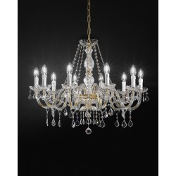 Asfour crystal chandelier 407/10/OL/ASF