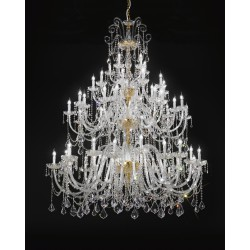 Asfour crystal chandelier 463/20+20+10+5/OL/ASF