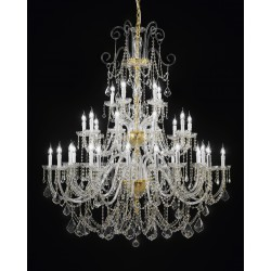 Asfour crystal chandelier 463/20+10+5/OL/ASF
