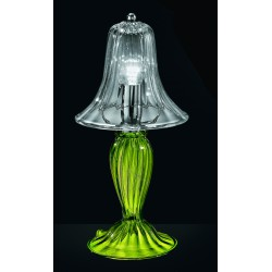 Murano glass artistic table lamp 925/L