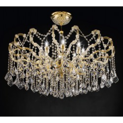Asfour crystal ceiling lamp 489/PL104/OL/ASF