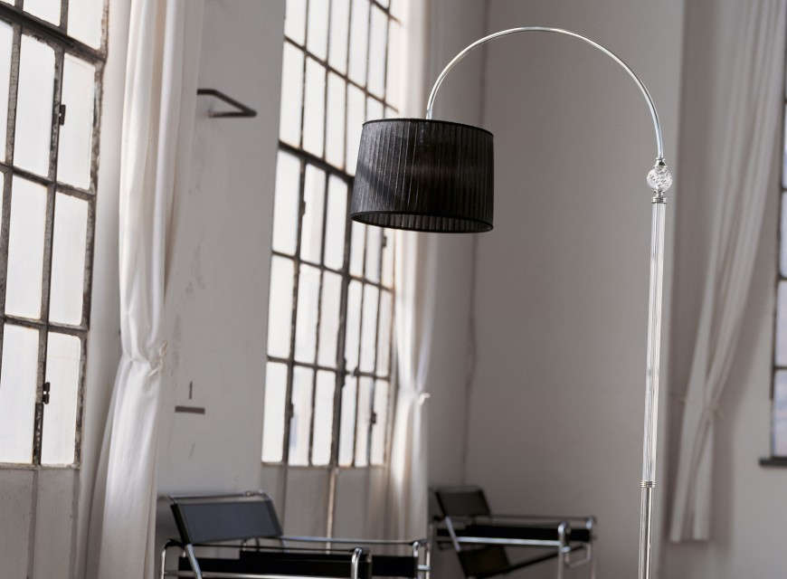 Lampade a stelo opera artital lighting & home design