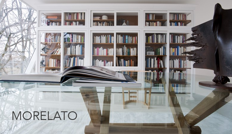 Morelato ebanisteria Italiana, tables, chairs, armchairs, sofas, bookcases, dressers, bedside tables, beds, wardrobes, cupboards, sideboards, consoles